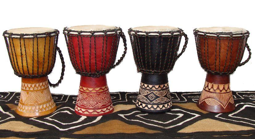 африканские  джембе