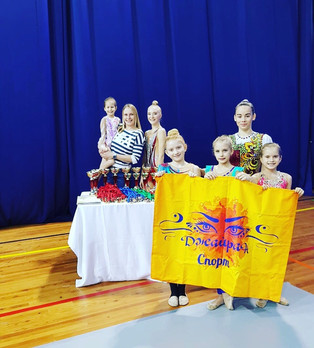 ДЖАЙРАН - Чемпион Москвы 2019