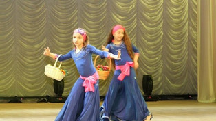 На сцене дебютировал Подольский филиал Школы Танца ДЖАЙРАН !!!