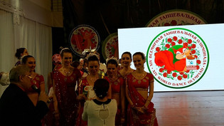 Вице-чемпионы по болливуду - Школа Танца ДЖАЙРАН