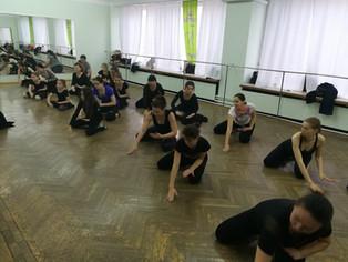 Мастер-класс по цыганскому танцу в ДЖАЙРАНе