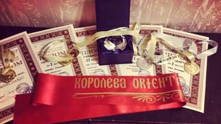 ДЖАЙРАН в Липецке — 9 медалей!