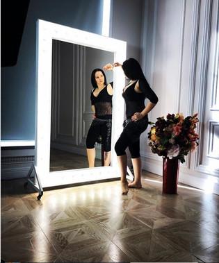 Важность работы перед зеркалом