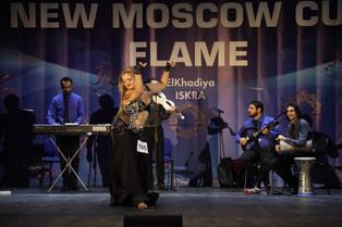 Дерюгина Света выиграла золото в выступлении под оркестр на фестивале El Khadiya