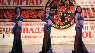 Дефиле Ателье VITALIA коллекции 2014-2015 в КВЦ Сокольники