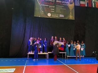Чемпионат мира в Афинах- серебро 🤩 Чемпионат Средиземноморья - золото 🥇
