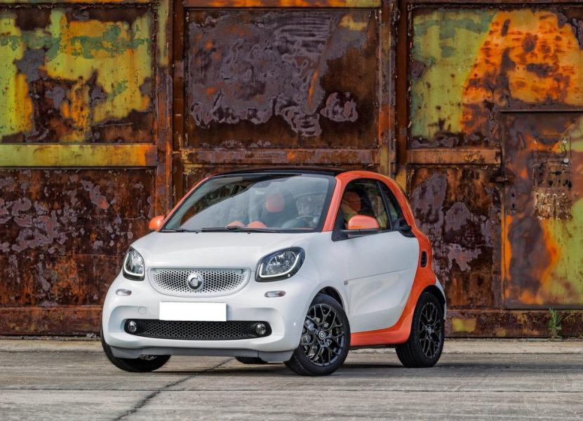 SMART FORTWO SPORTEDITION #1