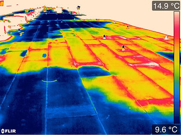 Infrared-roof-inspection-Infrared-Imagin