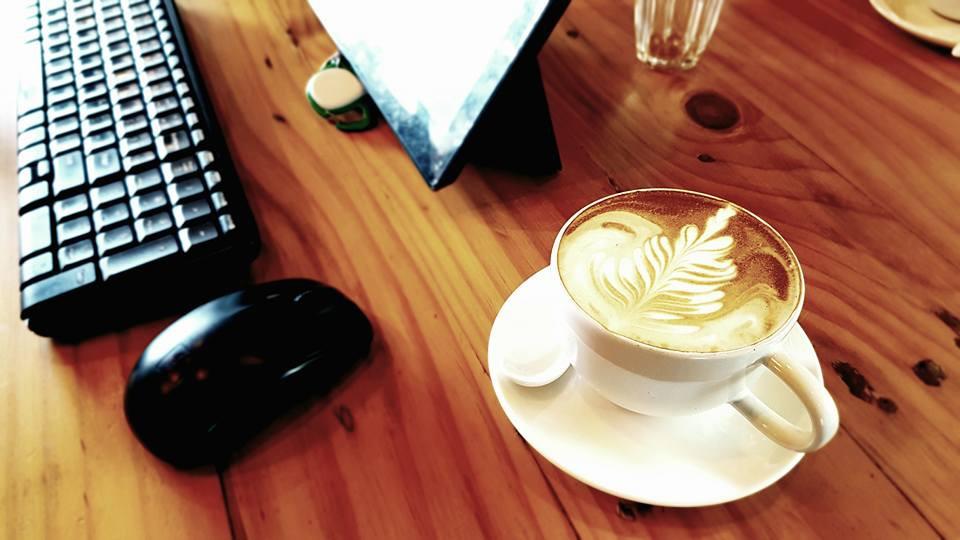 กาแฟ bakery ขนม