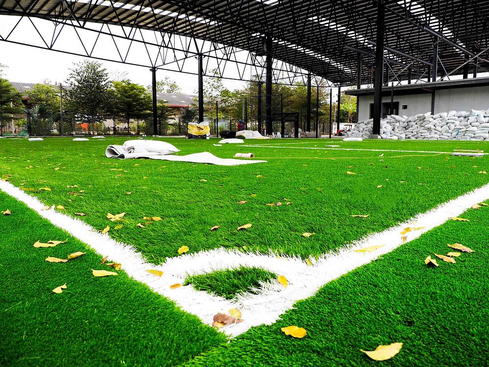 สนามฟุตบอลหญ้าเทียม Big Arena