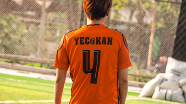 YEC กาญจนบุรี ฟุตบอลนัดทดลองสนาม ที่ Big Arena