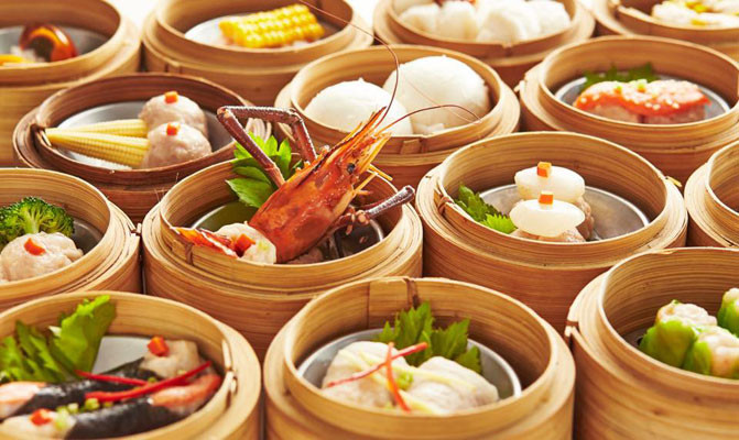 อาหารจีน ติ่มซำ บักกุดเต๋
