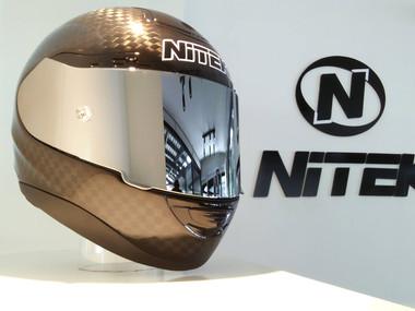 NiTEK หมวกกันน๊อค Limited ใหม่ หล่อ เท่ มีจำนวนจำกัด