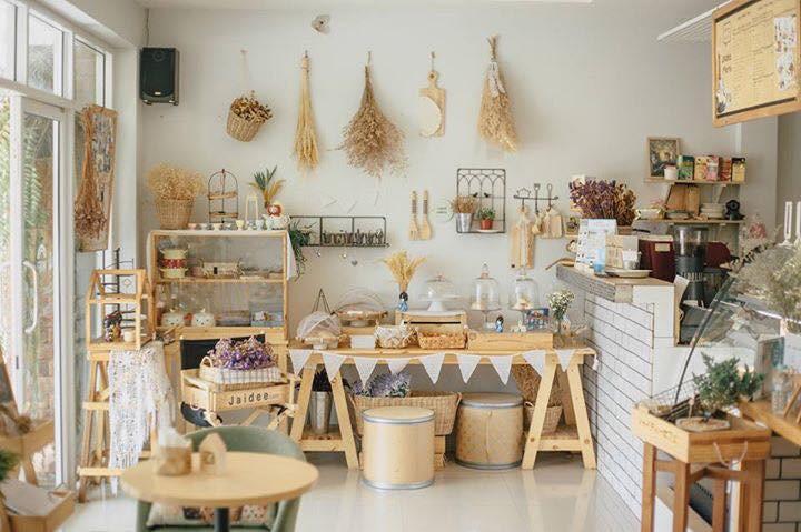ร้านอาหาร ร้านขนม คาเฟ่ Jaidee Cafe กาญจนบุรี