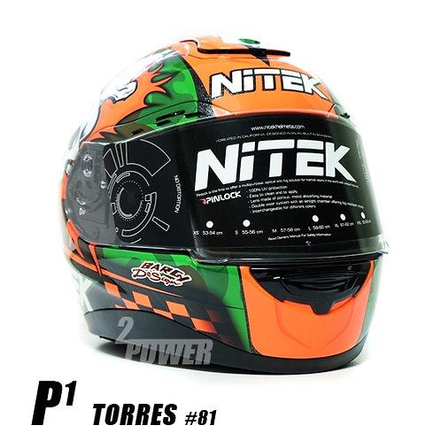 Nitek P1 Jordi Torres