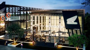 เจาะลึกถึง Design Concept ของ Big Arena