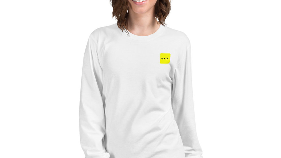 Aucust Long sleeve t-shirt