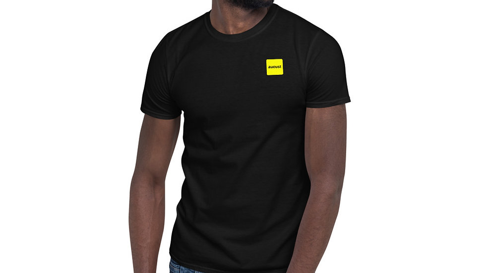 Aucust Short-Sleeve Unisex T-Shirt