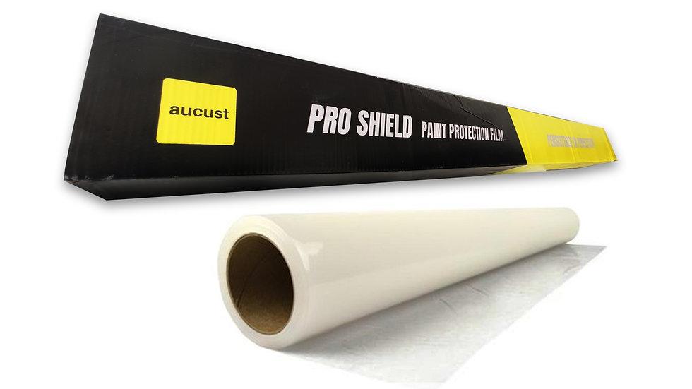 Pro Shield Paint Protection Film Silver Series