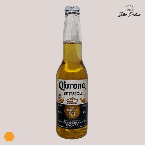 4c9c239fe2 Cerveja Corona Extra 355ml