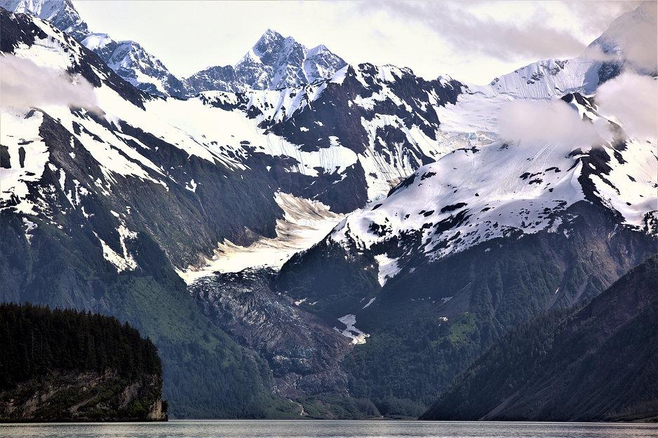 alaska sailing expedition mountain