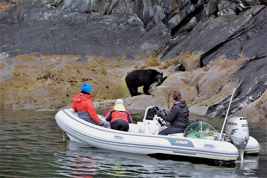 rib alaska sailing expedition