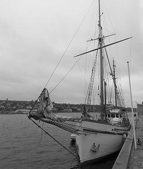 wooden sailing vessel boat labora