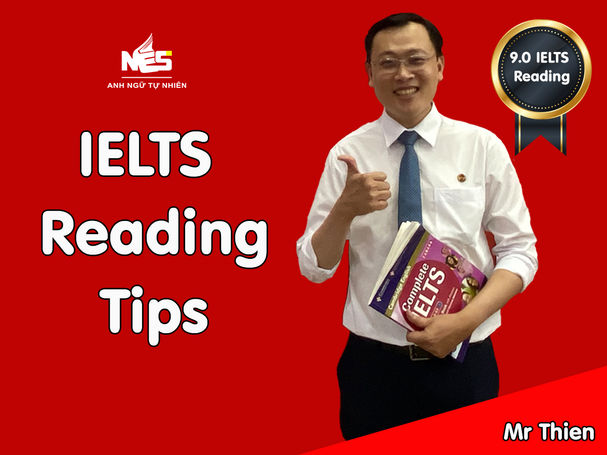 TIP TIP IELTS READING