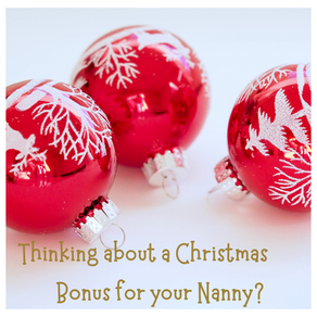 Are you giving your Nanny a gift this Christmas?