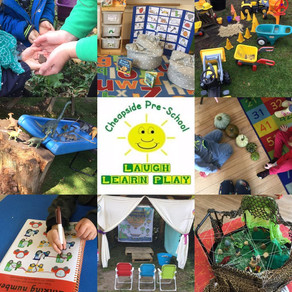 Guest Blog by Cheapside Pre School