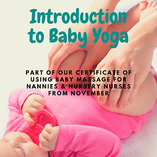 Nanny Agency Surrey Baby massage