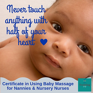 Nanny Agency Berkshire Baby Massage