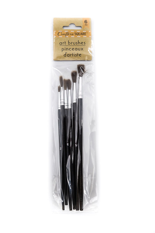 Crafter's Square Art Brushes