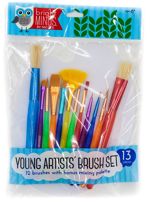 Young Artist Brush Set