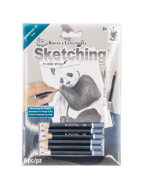 Royal & Langnickel Sketching Made Easy