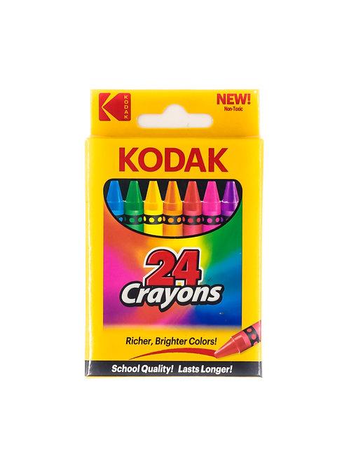 Kodak Crayons
