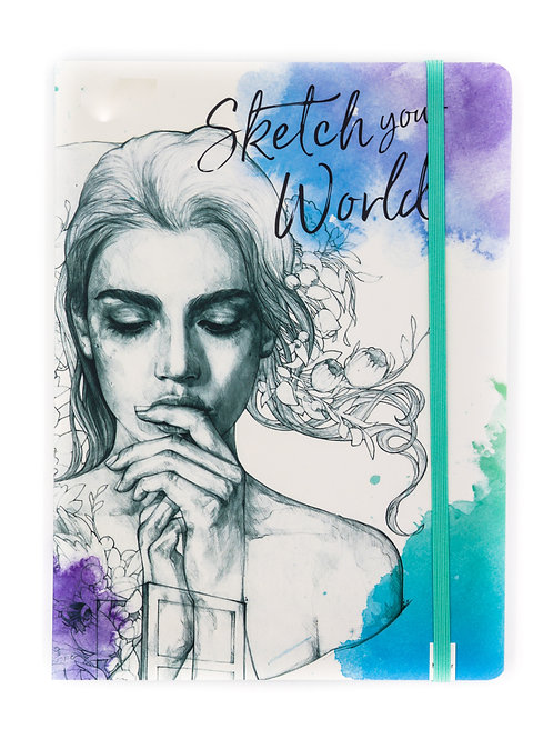 Sketch Your World Visual Diary