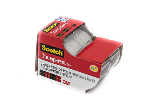 Transparent Scotch Tape