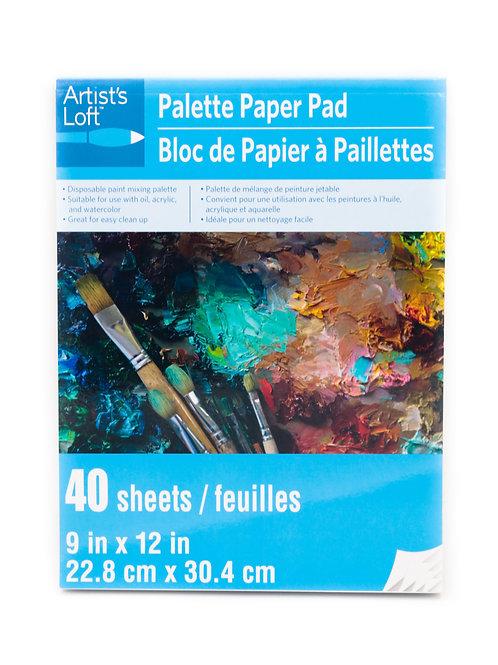 Artist's Loft Palette Paper Pad