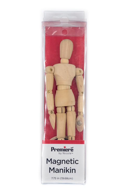 Premiere Magnetic Manikin