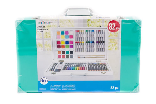 Creatology 82 piece Art set
