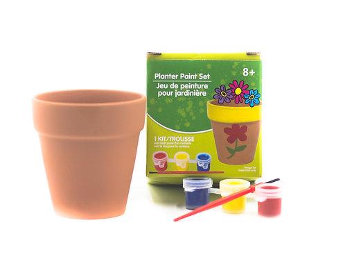 Planter Paint Set
