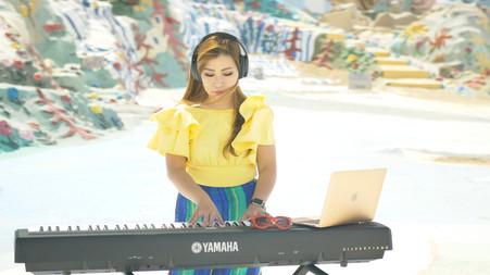 Profile Picture 2020 Salvation Mountain Yamaha Keyboard
