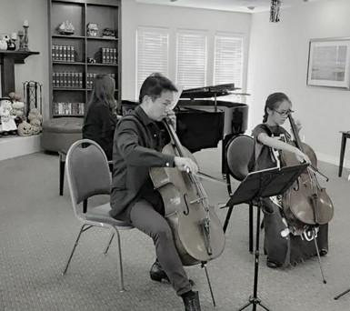 Vivaldi Concerto for Two Cellos