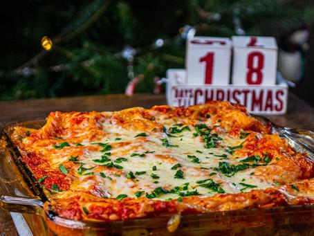 Loaded Vegetable Lasagna