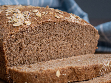 Quick and Easy Whole Wheat Bread