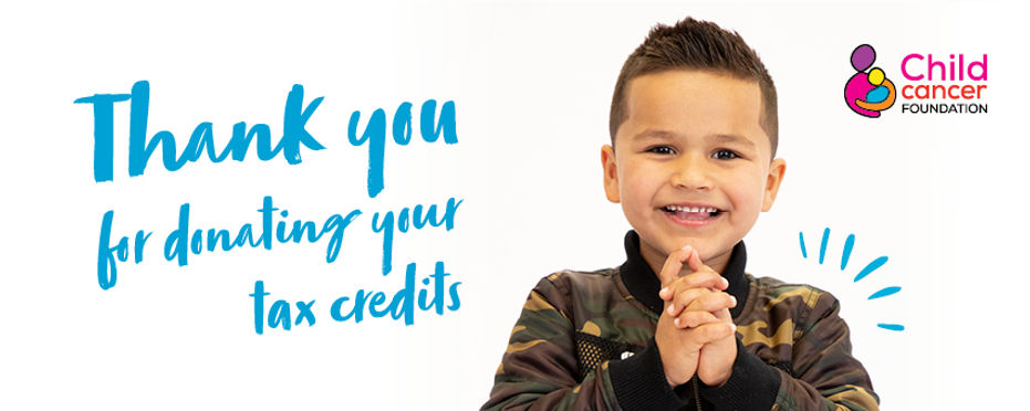 CCF_Thank you for donating your tax cred