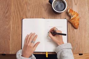 Journaling improves life!