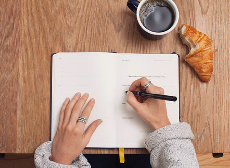 The Benefits To Keeping A Food Journal