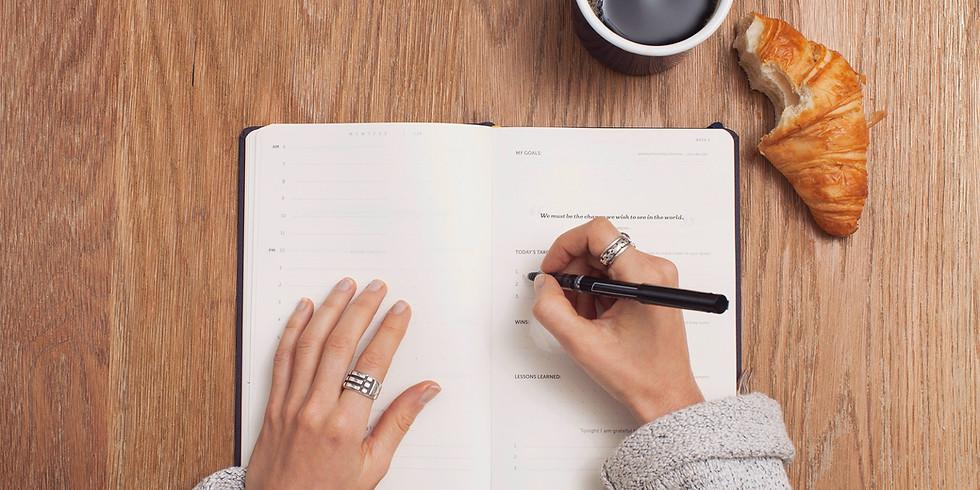 Journals and Gel Pens